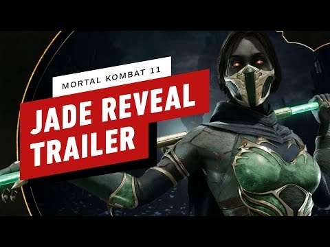 Mortal Kombat 11 - Jade Gameplay Reveal Trailer thumbnail