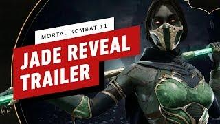 Mortal Kombat 11 - Jade Gameplay Reveal Trailer