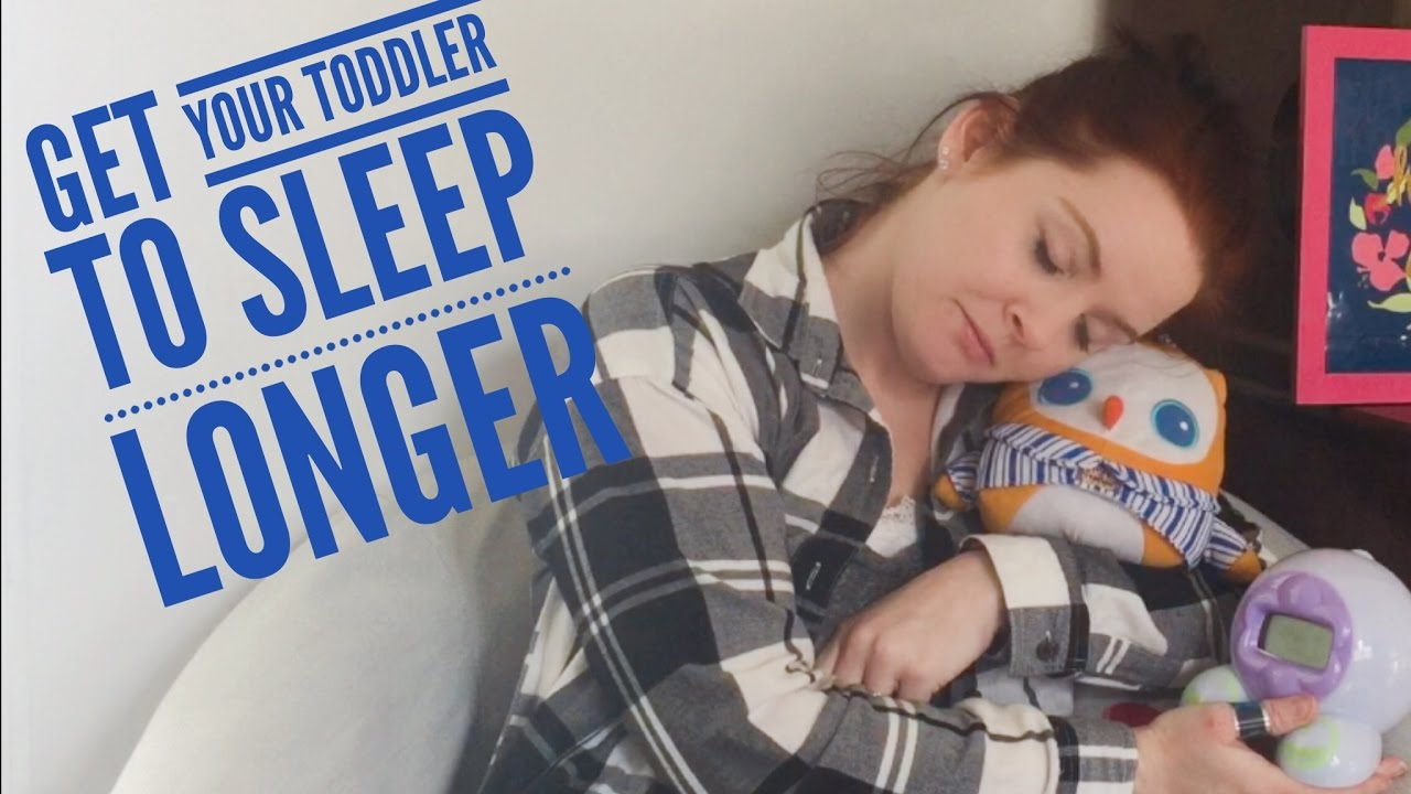How To Get Your Toddler To Sleep In Their Own Bed! | No ...