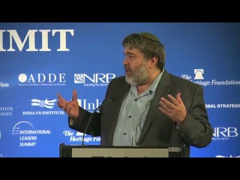 Jon Medved, Founder and CEO, OurCrowd | First Jerusalem Leaders Summit