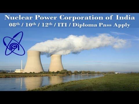 Nuclear Power Corporation of India Recruitment 2017   Sarkari Naukri   Govt Job