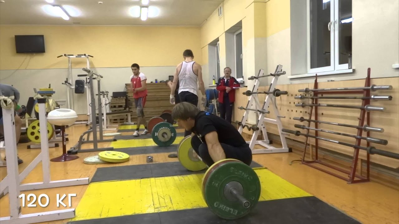 Dmitry Lapikov training 05.11.15 - YouTube