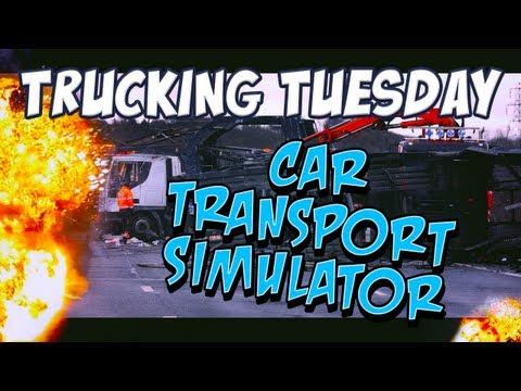 Trucking Tuesday - Car Transporter Sim 2013