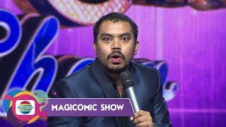 SOMBONG!! Ananta Rispo Dapat Job 15 Menit Dibayar 20 Juta.Ternyata... - Magicomic Show