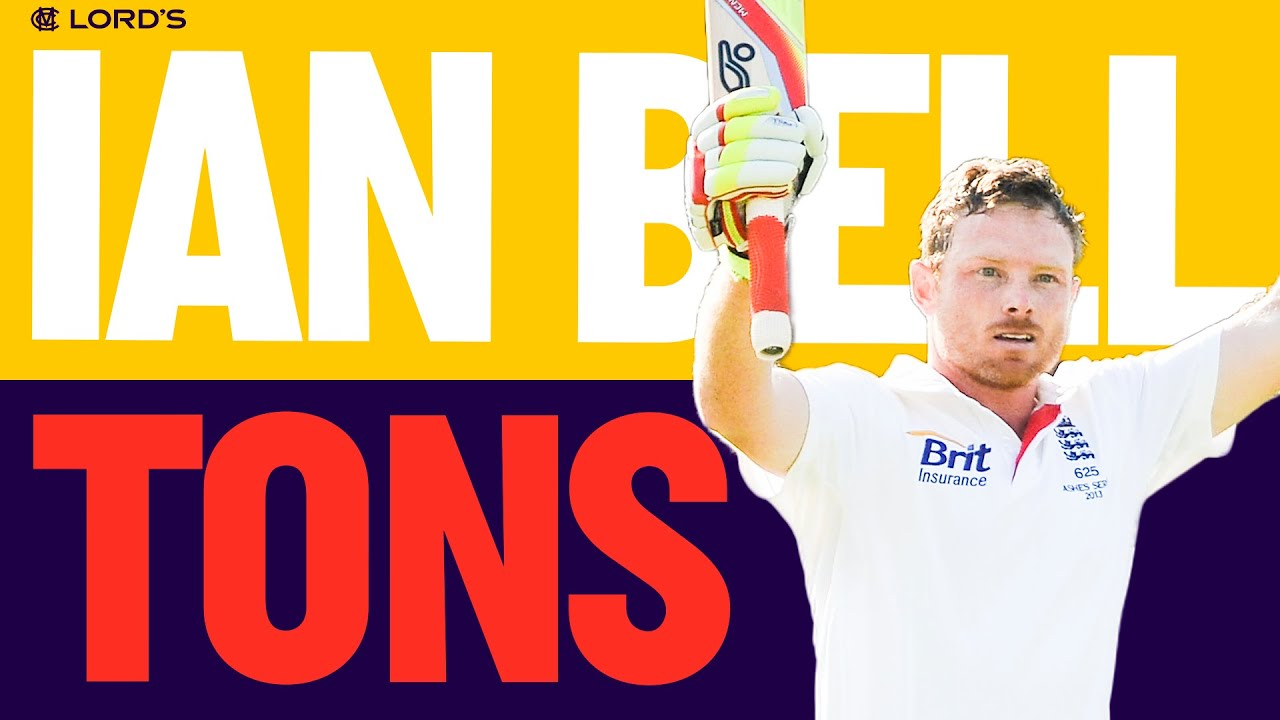 Ian Bell's First and Last Lord's Centuries! | Lord's