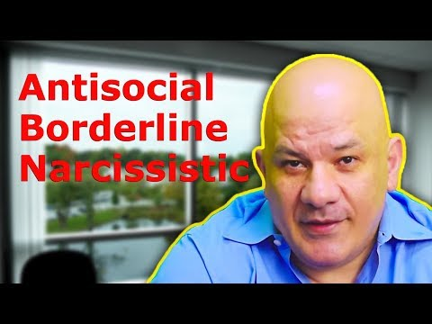 Cluster B Personality Disorders Information (Antisocial, Borderline, Histrionic, Narcissistic)