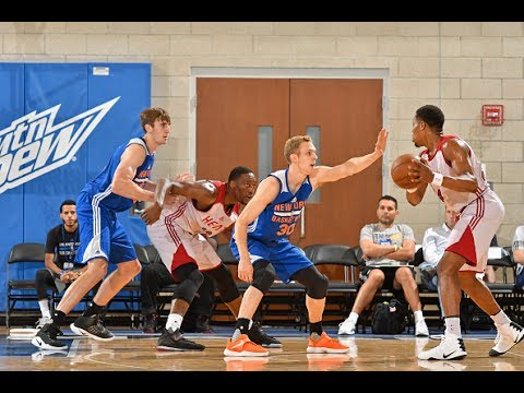 Full Highlights: New York Knicks vs Miami Heat from Orlando Summer League | July 6, 2017
