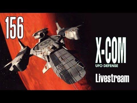 X-COM: UFO Defense (Superhuman/Stream) Part 156