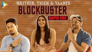 Download lagu WAR Team Ka Paisa-Vasool Rapid Fire – Hrithik Roshan | Tiger Shroff | Vaani Kapoor | Dhoom 4