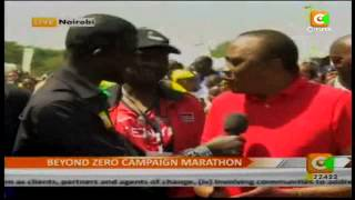 First Lady Half Marathon Raises Ksh 170m