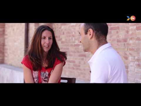"""FER 2015 """"Crec en tu"""" (Creo en ti)- Entrevista de Ricardo Ten y su mujer  HD"""