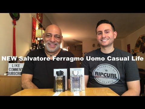 Salvatore Ferragamo Uomo Review | The Not So Good, The Bad & The .