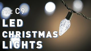 LED Christmas Lights | Pro Christmas™ | LED C9