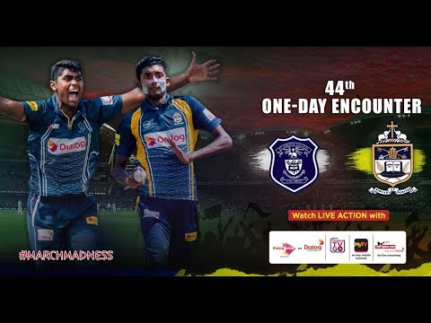 St. Joseph's College vs St. Peter's College | 44th One Day Encounter 2018