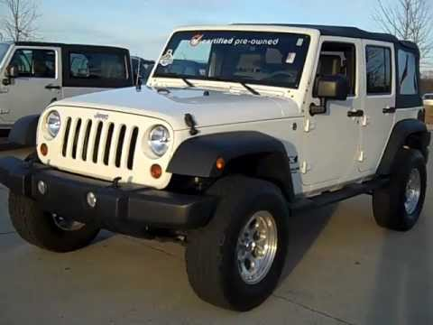 used 2009 jeep wrangler unlimited x for sale in charlotte nc lake norman chrysler jeep dodge. Black Bedroom Furniture Sets. Home Design Ideas