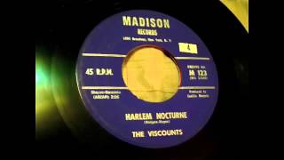 The Viscounts - Harlem Nocturne 45 rpm!