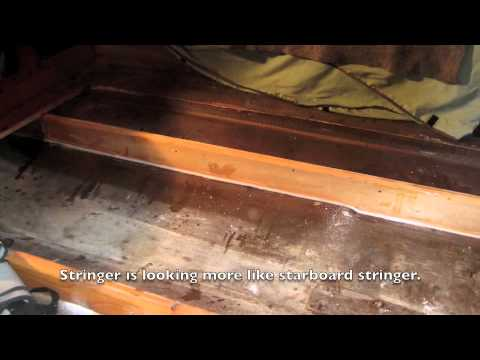 Boat stringer repair youtube boat stringer repair solutioingenieria Image collections