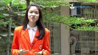 Michelle Limantara - Mawapres Kopertis Wil III, Unika Atma Jaya 2015