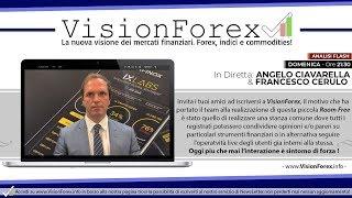 Analisi flash dei Mercati Finanziari del 28 Aprile 2019 con Angelo Ciavarella [Partner INFINOX]
