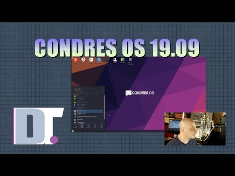 Condres OS 19 09 Installation and First Look - YouTube