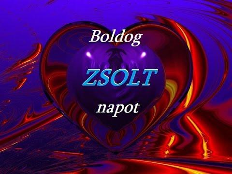 zsolt névnapi képek Névnapi köszöntő Zsolt napra   YouTube zsolt névnapi képek