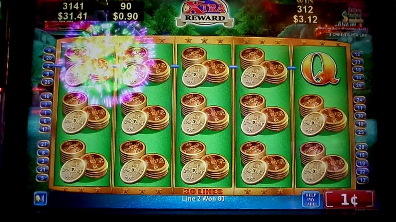 dragons law slot machine