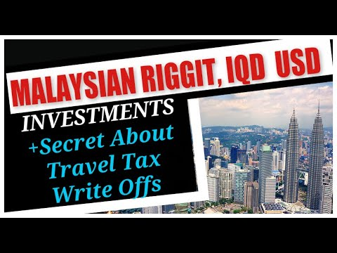 Foreign Currency Malaysian Ringgit Vs IQD And USD Investment Options