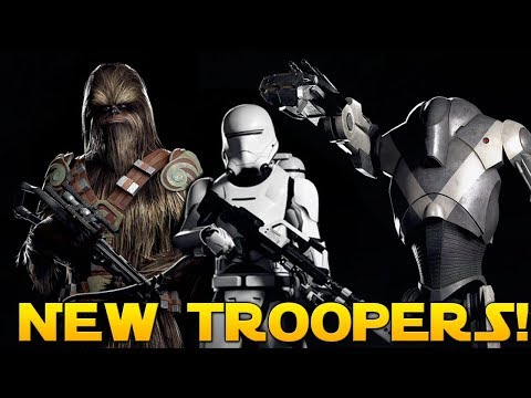 WOOKIE WARRIORS, CLONE CUSTOMIZATION & MORE! - Star Wars Battlefront II News!