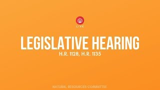 Subcommittee for Indigenous Peoples of the United States Legislative Hearing EventID=110050