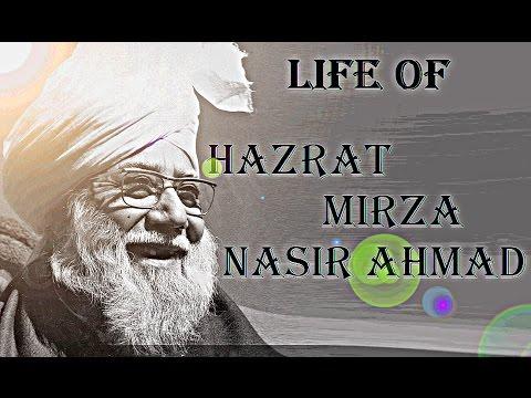 Life Of Hazrat Mirza Nasir Ahmad - (biography of third Jimat-e- Ahmadiyya Caliph)