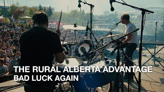 The Rural Alberta Advantage | Bad Luck Again | CBC Music Festival