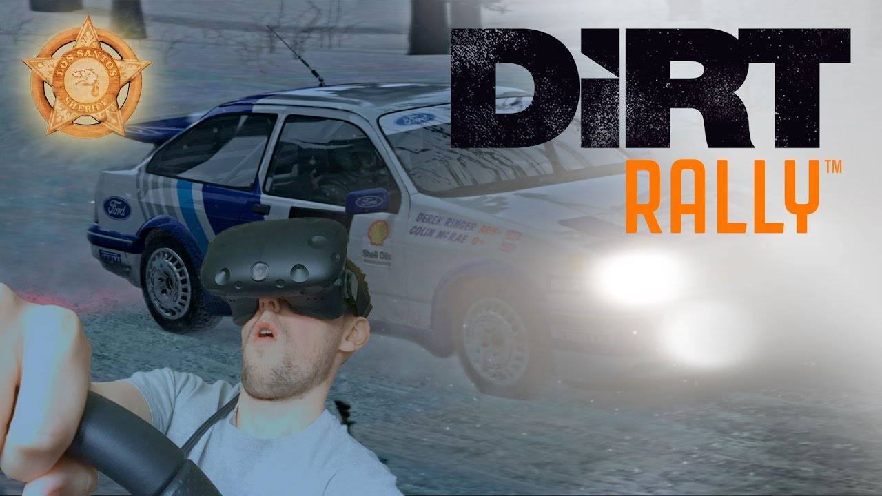 dirt rally vr snowy winter night rally with sierra cosworth youtube. Black Bedroom Furniture Sets. Home Design Ideas