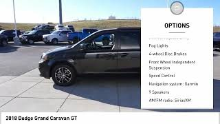 2018 Dodge Grand Caravan Kansas City KS F343440