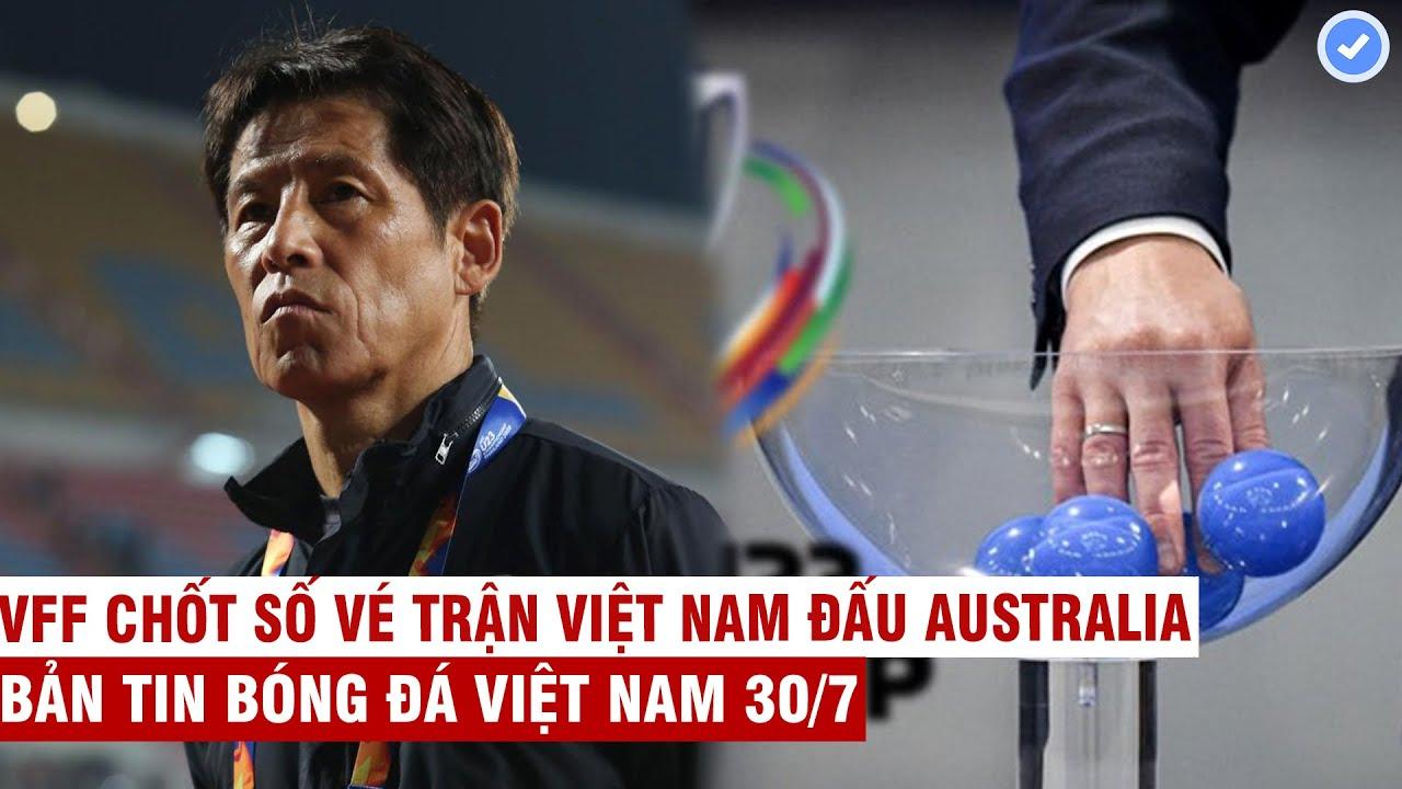 VN Sports 30/7 | Thái Lan sa thải HLV Nishino, Triều Tiên rút khỏi U23 châu Á - AFC bốc thăm lại