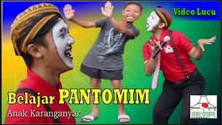 vuclip Video Lucu ✰ ANAK BELAJAR PANTOMIM ✰ Istana Dongeng Nusantara