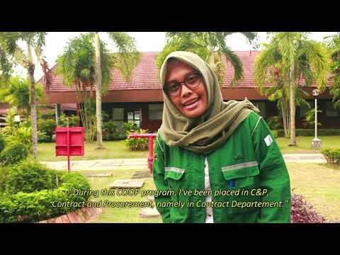 Program COOP (Coorporative Education Program) Angkatan XXXI