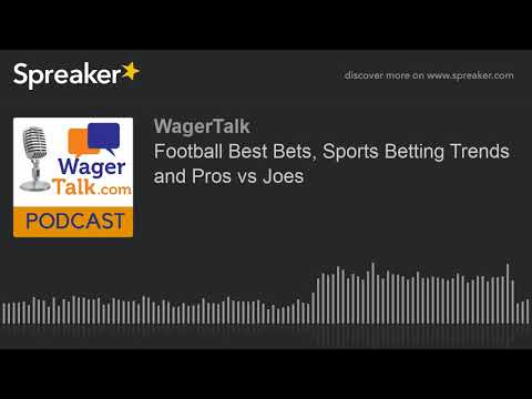 Free College Football And NFL Picks, Sports Betting Trends And Pros Vs Joes