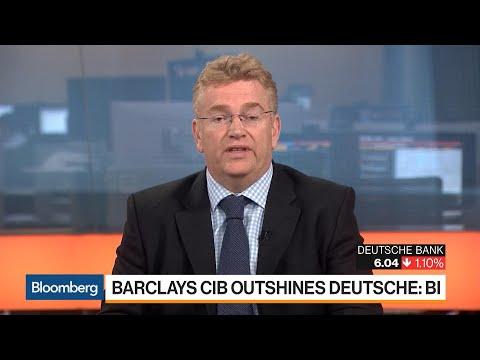 Barclays Isn't Europe's JPMorgan, But It's Not Deutsche Bank Either
