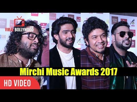Mirchi Music Awards 2017 Live Performance | Arijit Singh, Papon, Badshah, Armaan Malik, Hard Kaur...