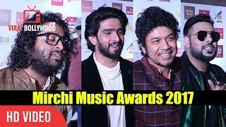 mirchi music awards 2017 live performance   arijit singh papon badshah armaan malik hard kaur