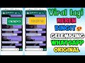 - Cara Merubah Gelembung Chat WhatsApp Original - Terbaru 2020