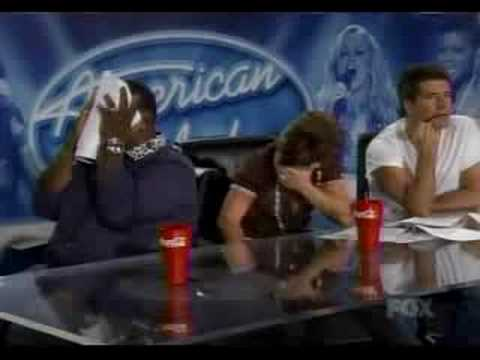 James Lewis Let My People Go American Idol Audition