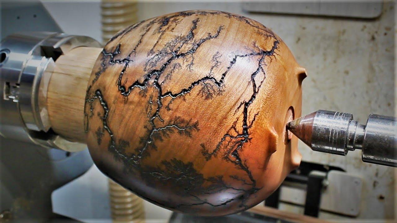 Woodturning - Turn and Burn !!