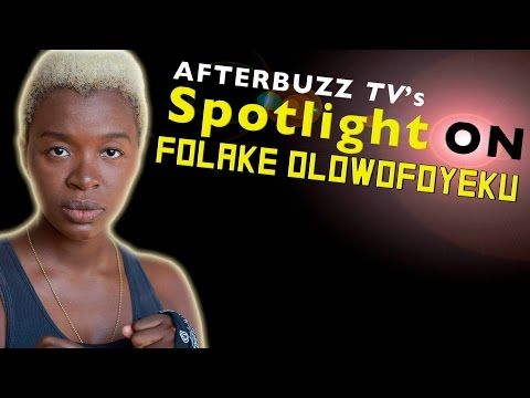 Folake Olowofoyeku   AfterBuzz TV's Spotlight On
