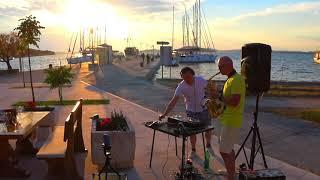 Download Saxophone Syntheticsax & Dj Oleg Skipper - Live from Zlarin (Croatia)