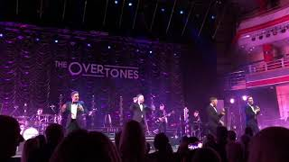 The Overtones - Dancin' On The Ceiling (Live at Symphony Hall, Birmingham 2019)