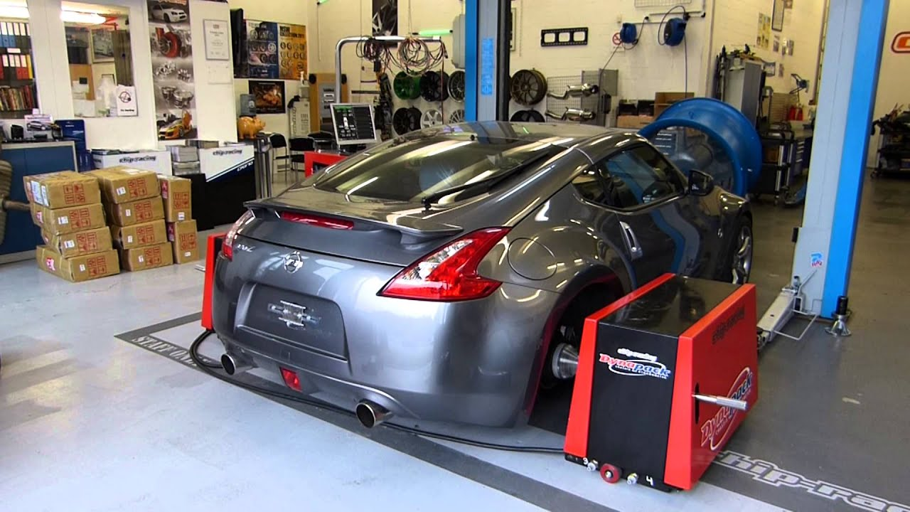 Nissan 370z Stillen Supercharger