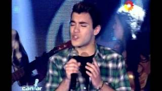 """Ramiro Hittaller - """"Hoy"""" - Soñando por cantar - 12/10/13"""