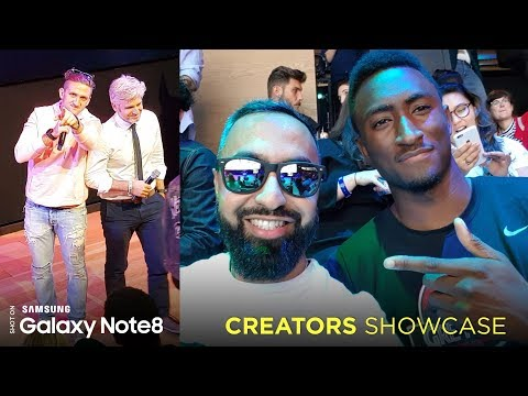 Download Youtube: Samsung Creators Showcase with Casey Neistat, MKBHD + more