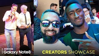 Samsung Creators Showcase with Casey Neistat, MKBHD + more